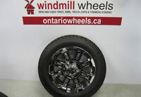 """Toyota Tundra 20"""" Wheel & Tire Package"""