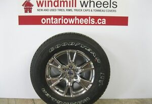 F-150 Factory Rim & Tire Sets – Great Selection