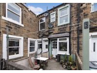 Gorgeous 2 bed terrace character property with garage
