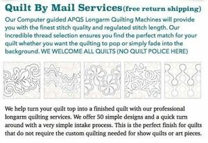 Machine Quilting Services Williams Lake Cariboo Area image 3