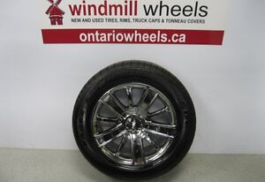Chevy Silverado High Country OEM Wheel & Tire Package