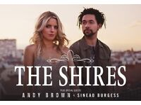 The Shires 3RD ROW Tickets London 18/5/18