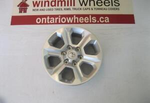 2005 - 2018 17 Toyota Tacoma 6 bolt Aluminum Alloy wheels