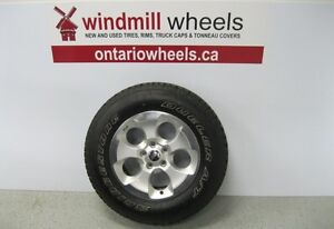 "18"" Jeep Rim & Tire Package + more in stock!"