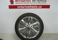 """Ford F-150 Limited 22"""" Rim & Tire Package"""