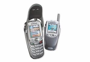 Bell Samsung SPH N400 Mint Condition,, Collectible Phones