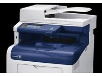 Xerox Workcentre 6605DN (PagePack) A4 Colour Multifunction Laser Printer