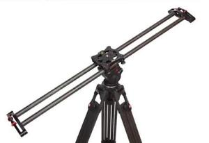 Carbon Fiber Video Slider DSLR Camera for Canon Sony