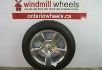 OEM Wheel & Tire Packages for Chevy Silverado's
