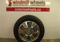 "Toyota Tundra 20"" Take-off Wheels & Tires"