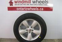 """Ram 1500 20"""" Wheel & Tire Package"""