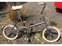 Folding bike RSW Compact bicycle