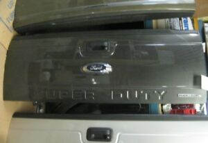 1999-2016 Ford Superduty Grey Take Off Tailgate