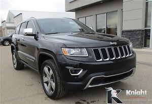 2016 Jeep Grand Cherokee Limited NAV Remote Start Heated Leather