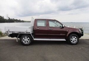 2005 Holden rodeo 4x4 turbo diesel.  sale or swap for Holden VY/VZ ute Moruya Eurobodalla Area Preview