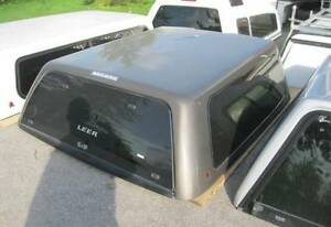 VGC Leer Canopy 100XQ,99-2006 Silverado 6.5,Tint,Insulated Roof,