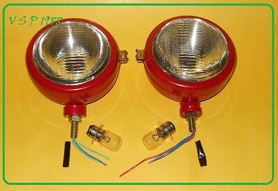 Massey Ferguson Head Light Lamp 1035 35 Set Rh Lh