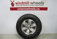 """17"""" Factory Rims & Tires with TPMS for GMC Sierra's"""