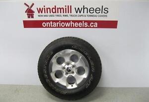 "18"" Take-off Jeep Wrangler Wheels"