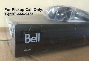 NEW Bell TV 9400 HD PVR High Definition PVR Satellite Receiver