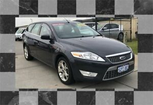 2010 Ford Mondeo MB Zetec Grey 6 Speed Automatic Wagon Wangara Wanneroo Area Preview