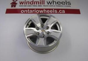 2017 Style 6 bolt Chevrolet Silverado alloy wheels