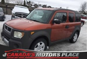 2003 Honda Element w/Y Pkg w/Y Pkg As Is 5spd