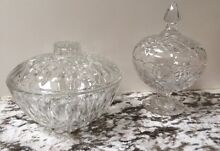 Glass Lolly Jars Dingley Village Kingston Area Preview