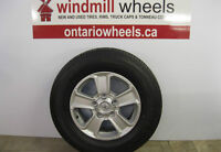 OEM Rim & Tires Sets for Toyota Tundra's