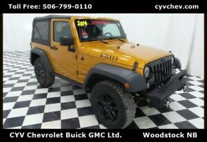 2014 Jeep Wrangler Sport - Willys Edition