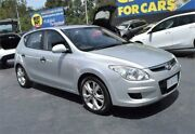 2008 Hyundai i30 FD MY09 SX Silver 5 Speed Manual Hatchback Campbelltown Campbelltown Area Preview