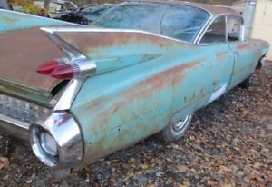 Looking for any 59/60 Cadillac parts