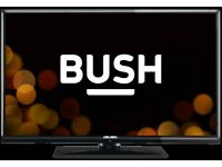 32 INCH BUSH LED HD TV WITH BUILT IN FREEVIEW**CAN BE DELIVERED**