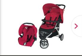 Red travel system
