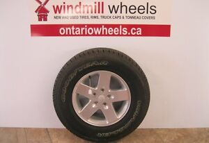 New Factory Take-off Rims and Tires for JEEP