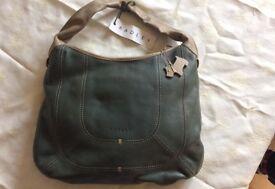 Brand new teal Radley handbag