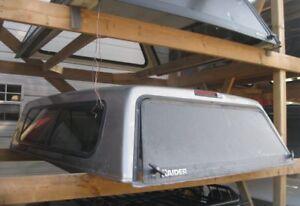 2007-2013 Toyota Tundra 6.5' White ARE Truck cap