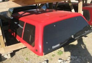 2009-2014 Ford F150 6.5' Red Raider Nomad Truck cap
