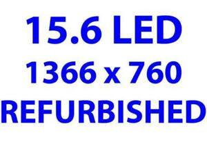 "REFURBISHED 15.6"" LED LCD REPLACEMENT PANEL SCREENS FOR LAPTOPS"