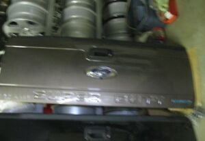 1999-2016 Ford Superduty Brown Take Off Tailgate
