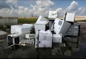 FREE PICK UP OF OLD APPLIANCES 519 429 1199