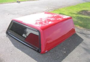 2009-2014 Ford F150 5.5' Red ARE Truck cap