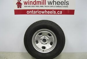 Mounted Winter Tire Sets for SUV's and Pickup Trucks