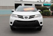 2014 Toyota RAV4 ALA49R Cruiser (4x4) White 6 Speed Automatic Wagon Acacia Ridge Brisbane South West Preview