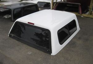 2009-2014 Ford F150 5.5' White Jason Pace Truck cap
