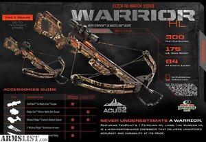 Wickedridge Warrior HL (Trade for ice fishing set up) Strathcona County Edmonton Area image 2