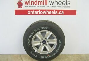 New Ford F-150's Factory Take-Off Rim & Tire Sets