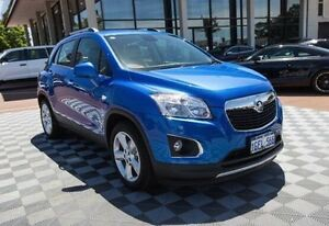 2016 Holden Trax TJ MY16 LTZ Blue 6 Speed Automatic Wagon Alfred Cove Melville Area Preview