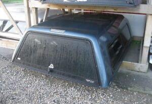 2007-2013 GMC Sierra 8' Stealth Grey ARE MX Series Truck cap