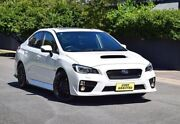 2014 Subaru WRX V1 MY15 Premium Lineartronic AWD White 8 Speed Constant Variable Sedan Medindie Walkerville Area Preview